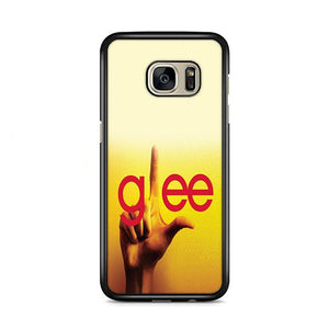 Glee Logo Yellow Samsung Galaxy S7 HÜLLE
