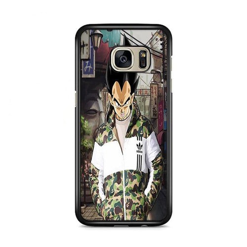 Vegeta Hypebeast Dragon Ball Z Samsung Galaxy S7 Edge HÜLLE