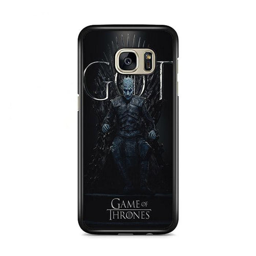 Vladimir Furdik The Night King Game of Thrones Samsung Galaxy S7 Edge HÜLLE