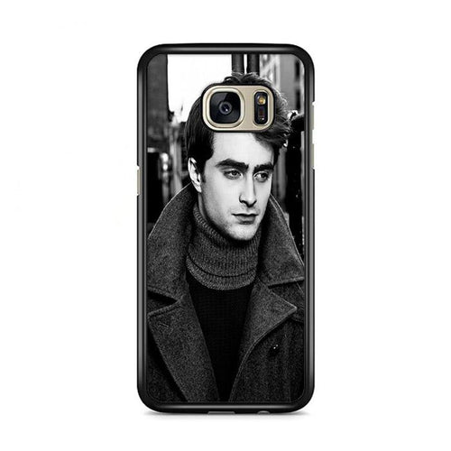 Warrick Saint Photoshoot Daniel Radcliffe Samsung Galaxy S7 Edge HÜLLE