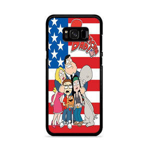 American Dad Samsung Galaxy S8 Plus HÜLLE