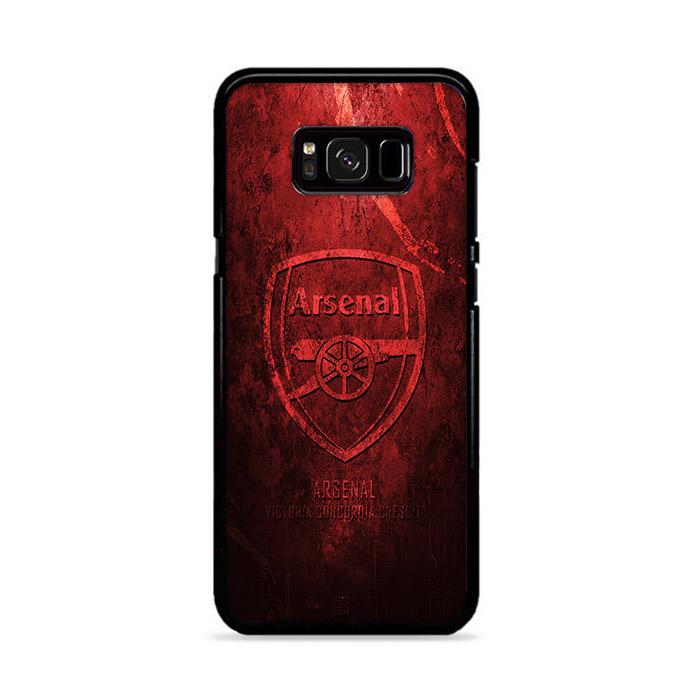 Arsenal Red Samsung Galaxy S8 HÜLLE