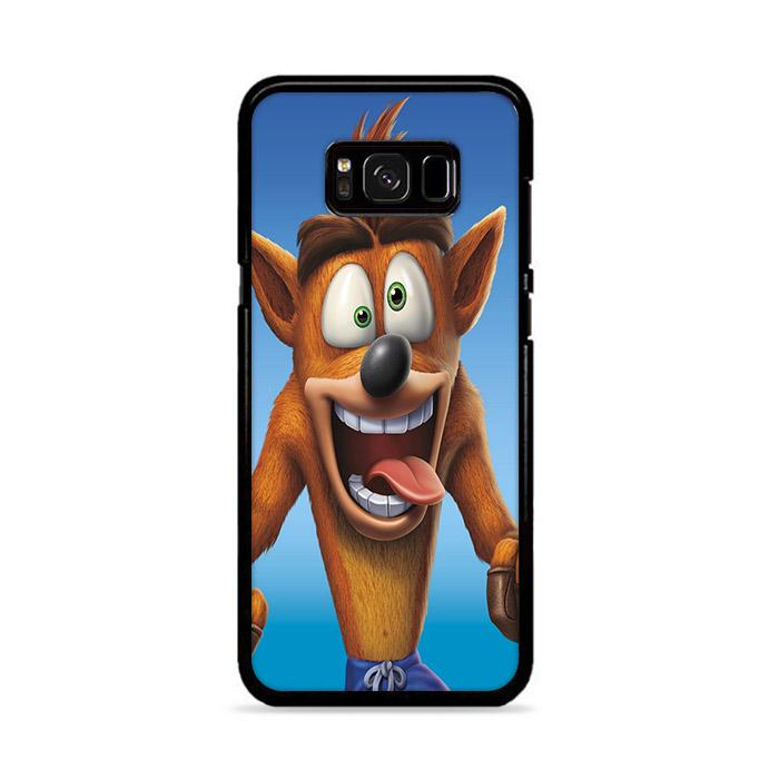 Crash Bandicoot Samsung Galaxy S8 HÜLLE