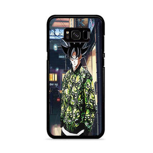 Goku Green Hypebeast Dragon Ball Z Samsung Galaxy S8 Plus HÜLLE