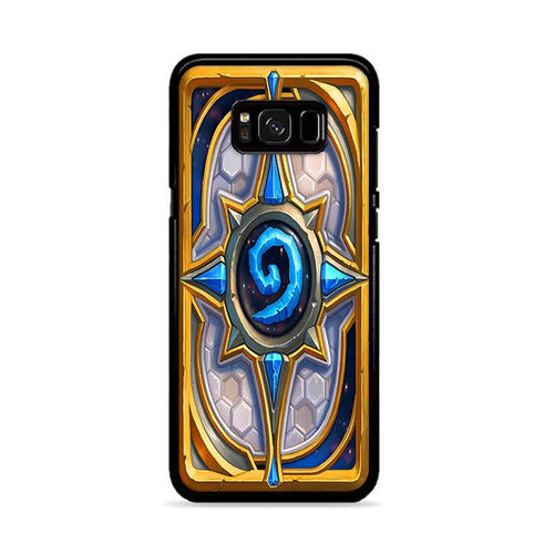 World of Warcraft Hearthstone Legacy of The Void Samsung Galaxy S8 Plus HÜLLE