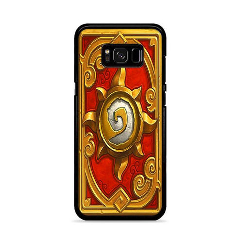 World of Warcraft Hearthstone Pandaria Samsung Galaxy S8 Plus HÜLLE