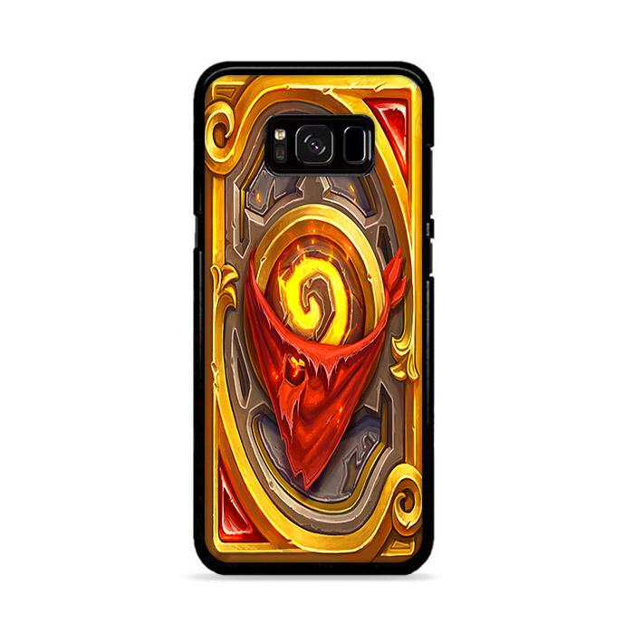 World of Warcraft Hearthstone Van Samsung Galaxy S8 Plus HÜLLE