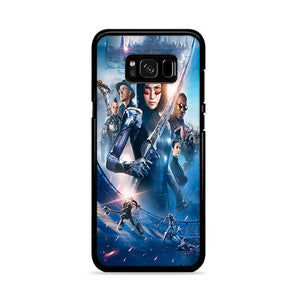 Alita Battle Angel Poster Samsung Galaxy S8 Plus Case | Rowling