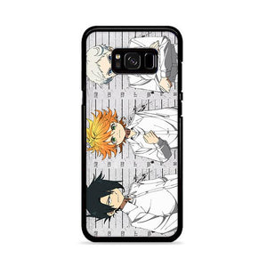 The Promised Neverland Yakusoku No Neverland Samsung Galaxy S8 HÜLLE