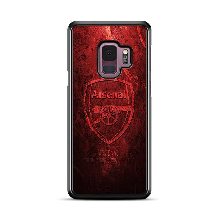 Arsenal Red Samsung Galaxy S9 HÜLLE