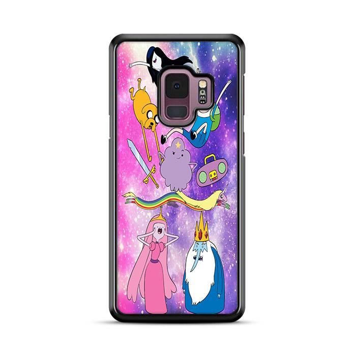 Adventure Time Galaxy Samsung Galaxy S9 HÜLLE