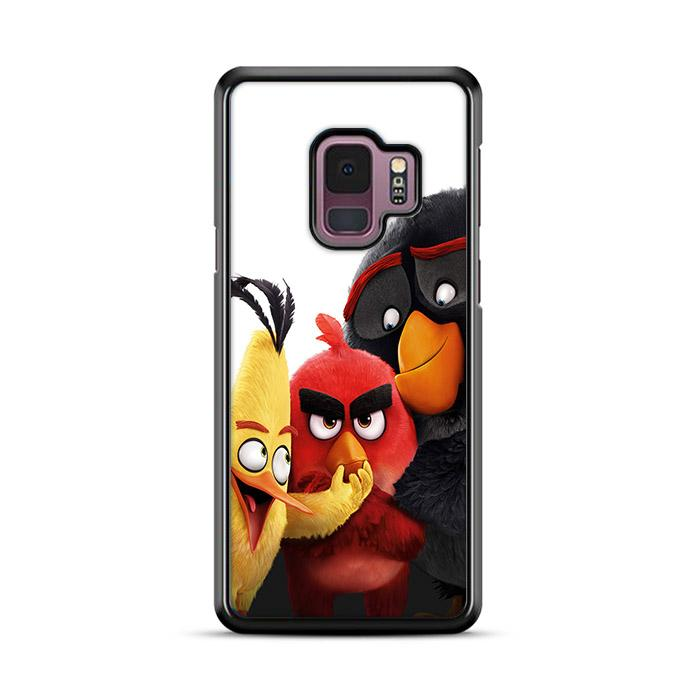 Angry Birds Movie Samsung Galaxy S9 Plus Case | Rowling