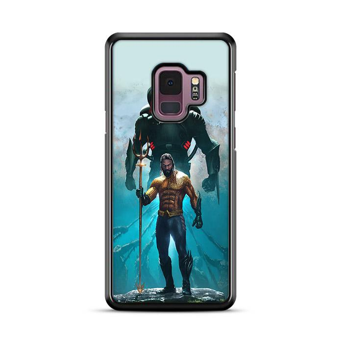 Aquaman x Black Manta Samsung Galaxy S9 Case | Rowling