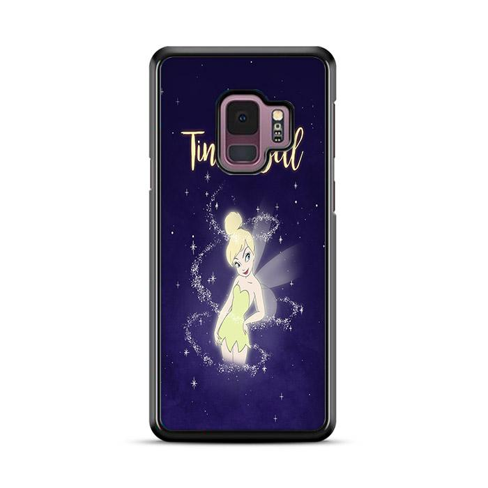 Tinker Bell Pixie Dust Samsung Galaxy S9 HÜLLE