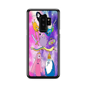 Adventure Time Galaxy Samsung Galaxy S9 Plus HÜLLE
