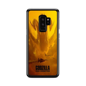 Godzilla King of The Monster King Ghidorah Samsung Galaxy S9 Plus HÜLLE