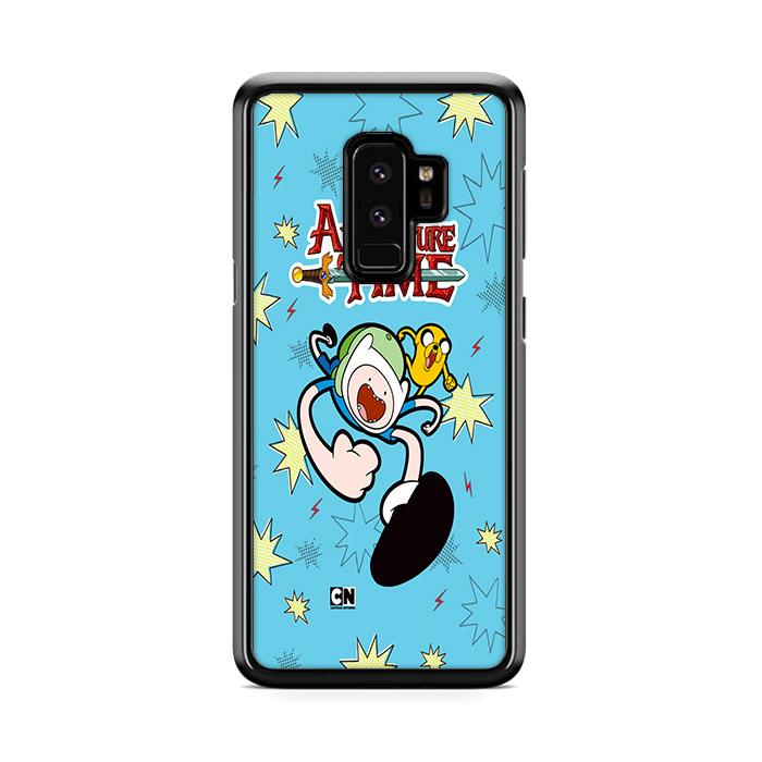 Adventure Time Pop Samsung Galaxy S9 Plus HÜLLE
