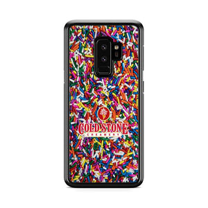 Cold Stone Colorful Ice Cream Topping Samsung Galaxy S9 Plus HÜLLE