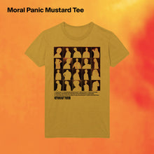 Load image into Gallery viewer, Moral Panic Band Photos T-shirt