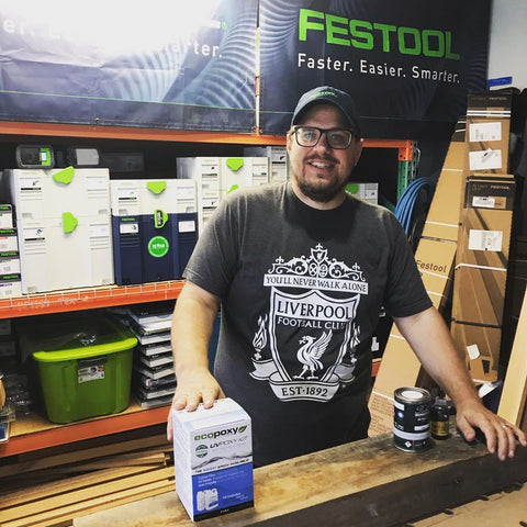 Kevin from Texas Toolcraft