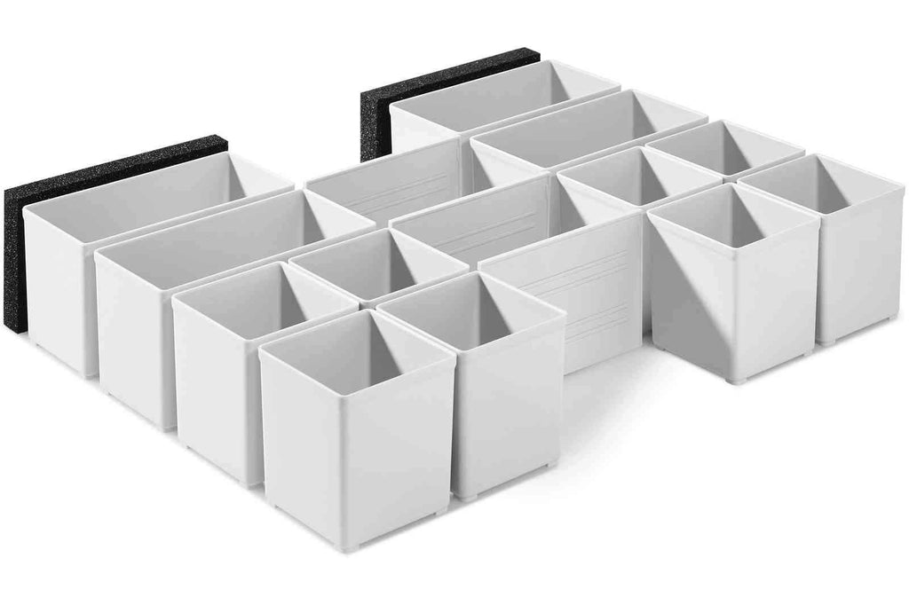 Container Set Set 60x60/120x71 3xFT -No. 201124 For SYS-COMBI 2, SYS-COMBI 3 and SYS 4 TL-SORT/3