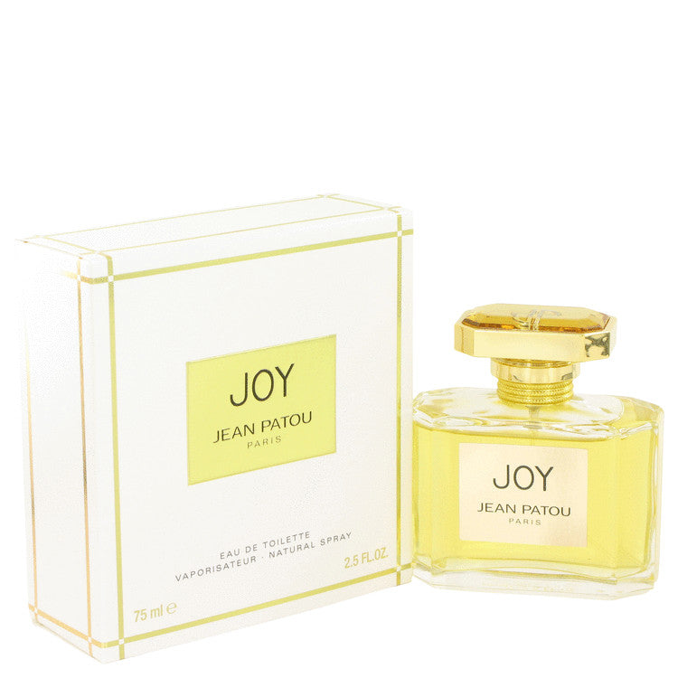 JOY by Jean Patou Eau De Toilette Spray 2.5 oz for Women