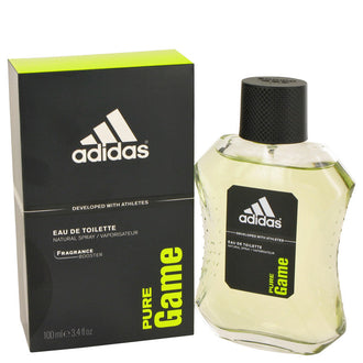 Adidas Pure Game by Adidas Eau De Toilette Spray 3.4 oz for Men