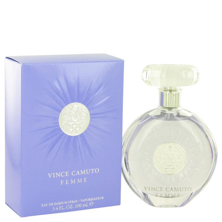 Vince Camuto Femme by Vince Camuto Eau De Parfum Spray 3.4 oz for Women