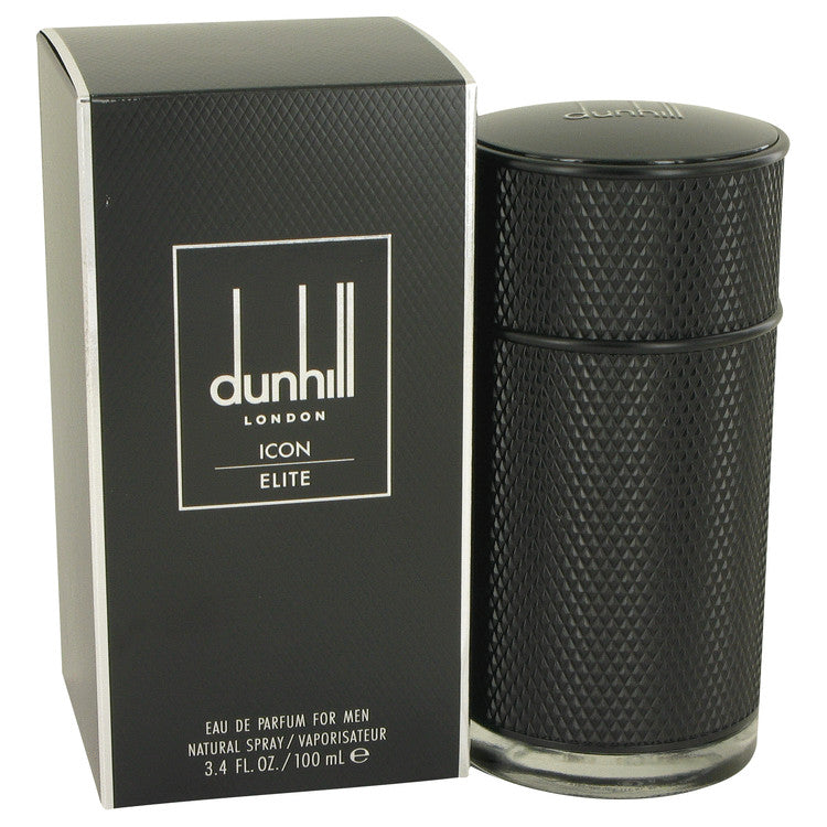 Dunhill Icon Elite by Alfred Dunhill Eau De Parfum Spray 3.4 oz for Men