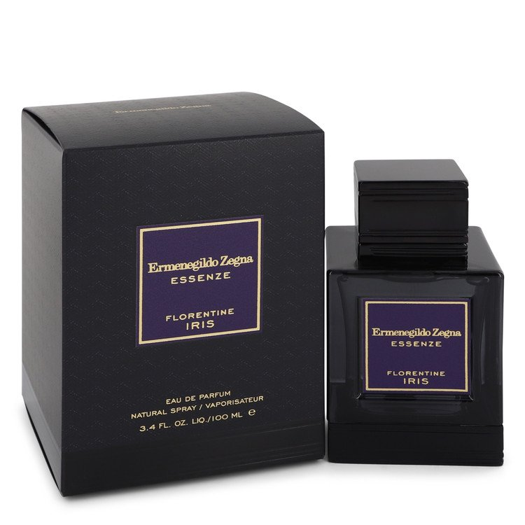 Florentine Iris by Ermenegildo Zegna Eau De Parfum Spray 3.4 oz for Men