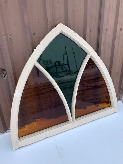 Stained Glass Windows - Arched Top