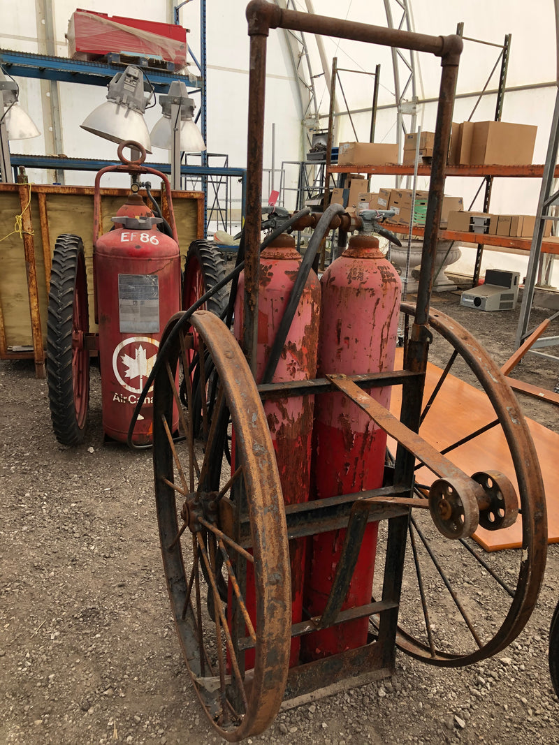 Vintage - Fire Extinguishers