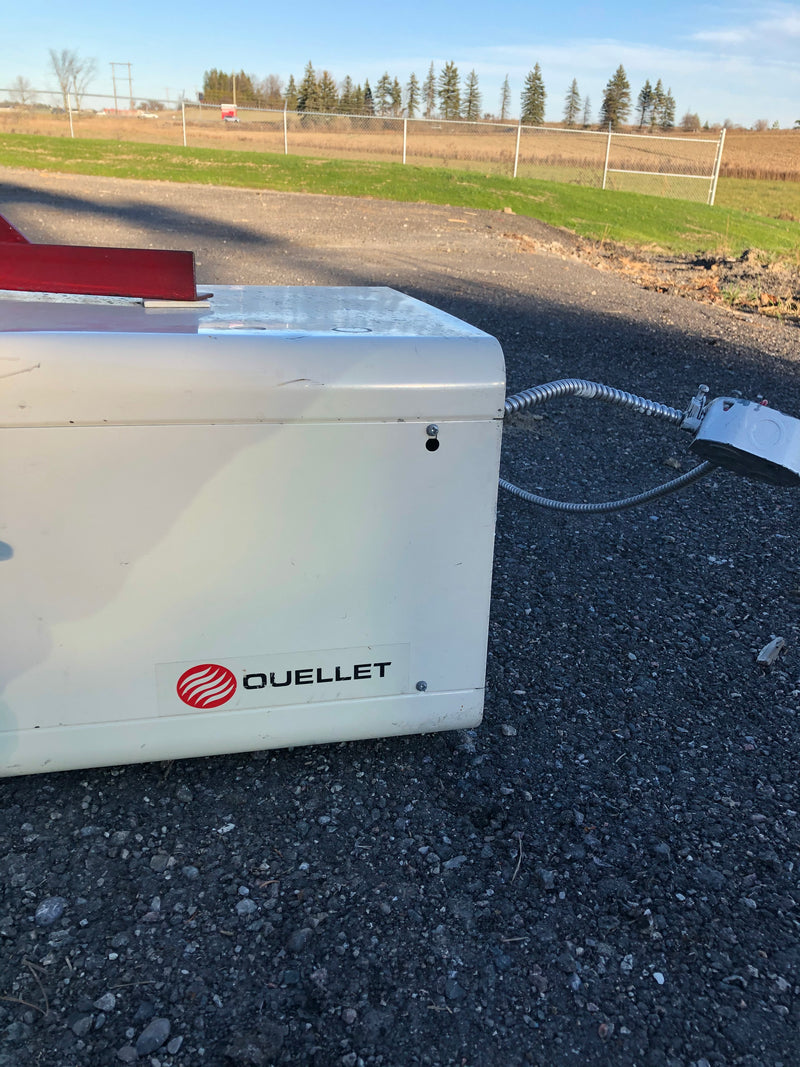 Heater - Ouellet Commercial Suspended Unit Heater