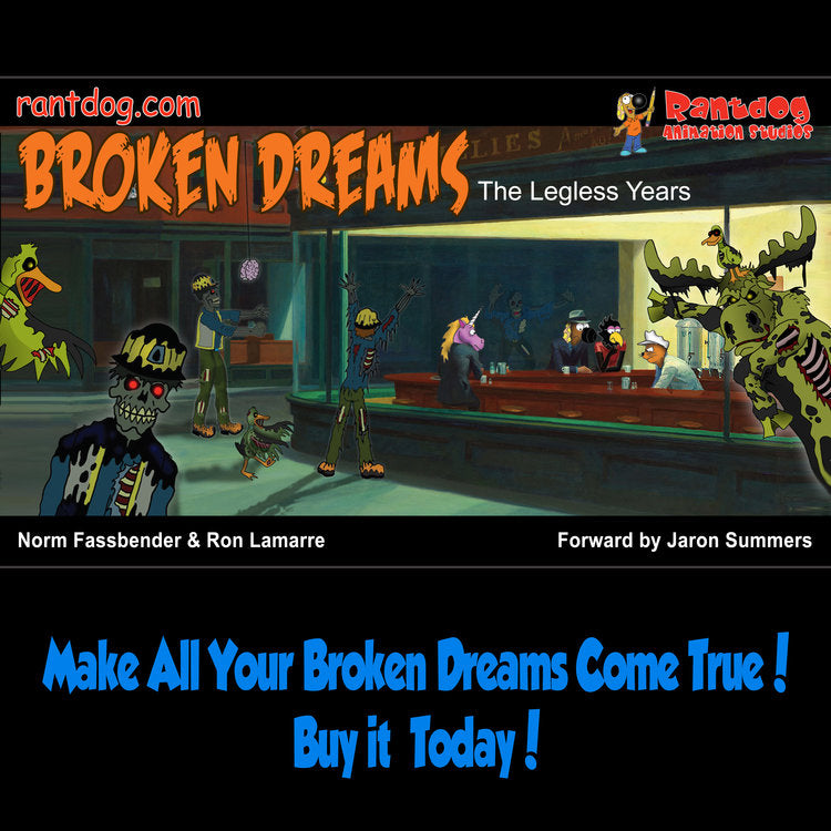 BROKEN DREAMS (61 PG)