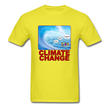 Load image into Gallery viewer, Climate Change Wave - yellow