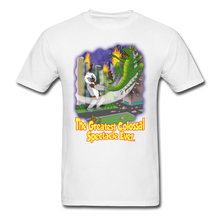 Load image into Gallery viewer, King Cotton Top Lets Fly - white