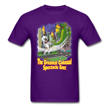 Load image into Gallery viewer, King Cotton Top Lets Fly - purple