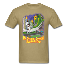 Load image into Gallery viewer, King Cotton Top Lets Fly - khaki