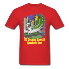 Load image into Gallery viewer, King Cotton Top Lets Fly - red