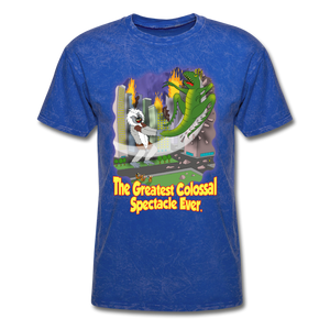 King Cotton Top Lets Fly - mineral royal