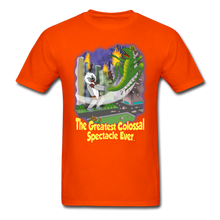 Load image into Gallery viewer, King Cotton Top Lets Fly - orange