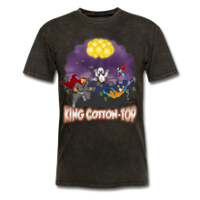 Load image into Gallery viewer, King Cotton Top To The Rescue - mineral black