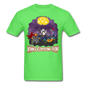 King Cotton Top To The Rescue - kiwi