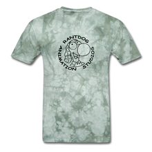 Load image into Gallery viewer, Rantdog Animation Studios Stamp - military green tie dye