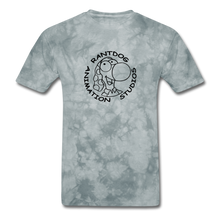 Load image into Gallery viewer, Rantdog Animation Studios Stamp - grey tie dye