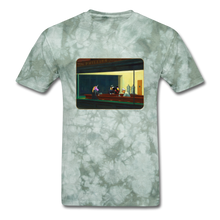 Load image into Gallery viewer, Diner - military green tie dye