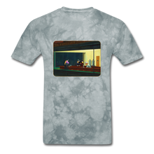 Load image into Gallery viewer, Diner - grey tie dye
