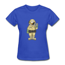 Load image into Gallery viewer, Bomb Disposal - royal blue