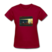 Load image into Gallery viewer, Diner - dark red