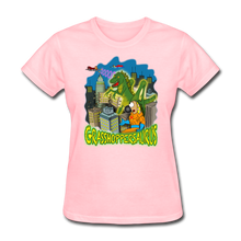 Load image into Gallery viewer, Grasshoppersaurus - pink